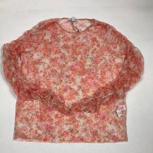 Zara Sheet Top